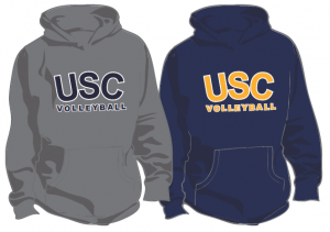 USC Lion Hoodies